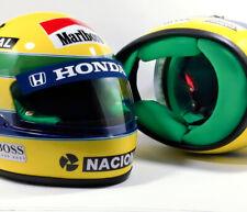 Ayrton Senna Helmet 1991, Oficial Design  (S, M, L) Capacete Senna 1991