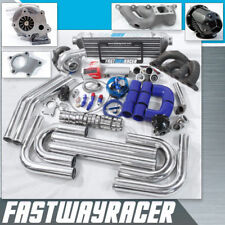 Galant VR-4 Eclipse GST GSX Talon 4G63 2.0L DOHC 4G63T T3/T4 Turbo Kit T3 350HP
