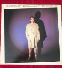 "GEORGE CARLIN, THE BEST OF INDECENT EXPOSURE, 1978 12""x33rpm RECORD ALBUM NMC"