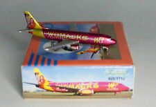 "Schabak Boeing 737-301 WP Western Pacific ""Womacks"" With Stand in 1:600 scale"
