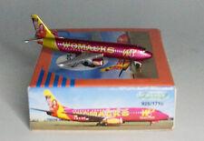 "Schabak Boeing 737-301 WP Western Pacific ""womacks"" Con Soporte en 1:600 Escala"