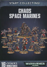 Warhammer 40,000 Start Collecting! Chaos Space Marines Singles