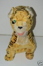 WOW Vintage Tiger Mid Century Stuffed Animal County Fair Prize Rare