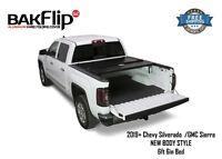 Bakflip G2 Tonneau Cover 2019+ Chevy Silverado GMC Sierra 6ft 6in Bed 226131