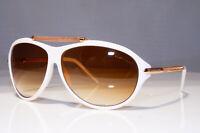 ROBERTO CAVALLI Womens Sunglasses White Immaculate GOLD Priamo 401S 483 23668