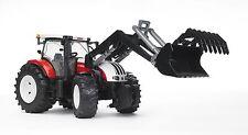BRUDER®  03091 Steyr CVT 6230 mit Frontlader,  NEU & OVP