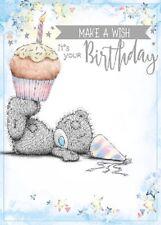 Tarjeta Cumpleaños Me To You Tatty Teddy Oso y Cupcake It's Your (A66)