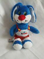 10 Inch Kinder Blue Rabbit Plush