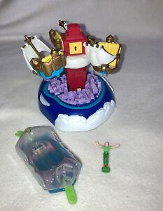 Polly Pocket-Magic Kingdom-Disney World-Peter Pan's Flight Ride-Parts
