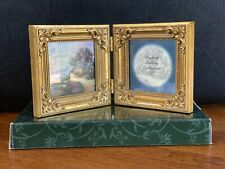 Thomas Kinkade Desktop Gallery Collection Dual Photo Frame A New Day Dawning