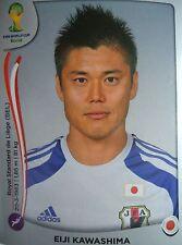 Panini 243 Eiji Kawashima Japan FIFA WM 2014 Brasilien