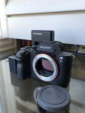 Sony Alpha A7S II 12.2MP Digital Camera (Body Only) - Good + 1.5K Shutter!!