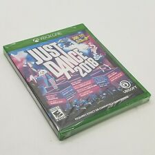 Just Dance 2018: Xbox One [Brand New] Sealed Nib Free Shipping !!!