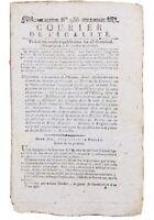 Stofflet Saint Florent 1795 Chouans Hollande Révolution Française Paris USA Erié