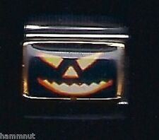 JACK O LATERN  WHOLESALE ITALIAN CHARM IN  9MM