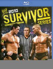 WWE: Survivor Series 2010 (Blu-ray Disc, 2011)