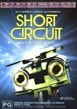 Short Circuit (1986) NEW R4 DVD