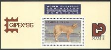 Namibia 1996 Capex' 96/Lince/Lince/Wild Cat/animales/Naturaleza Silvestre/m/s (b1377)