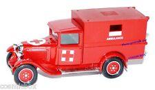 SOLIDO camion d pompier CITROEN C4F ambulance 1930 von Feuerwehrmann di pompiere