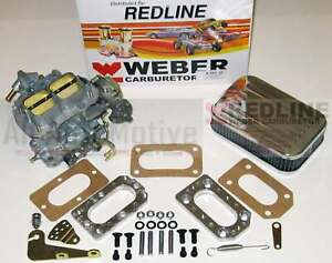 Chevy LUV Weber Carburetor Conversion Kit 1972-1982 - High Performance 38/38