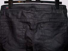 DIESEL THAVAR slim skinny jeans rivestito 0667I W30 L32 (a3125) £ 139.99 VENDITA £ 99.99
