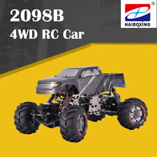 HBX 2098B 1:24 2.4G 4WD 4WS Devastator Rock Crawler RTR Off-road RC Car Gifts