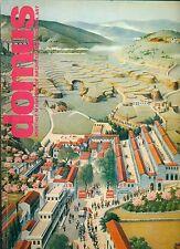 DOMUS Monthly Magazine of Architecture, Design, Art. N. 580, gennaio 1979