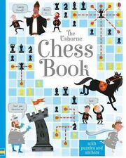 The Usborne Chess Book by Lucy Bowman (Paperback, 2016)