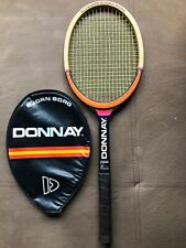 Donnay Allwood Bjorn Borg Tennis Raquet Mid 4
