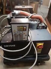 Plastic Dryer Equipment Comair Franklin Mdc75 Sc D