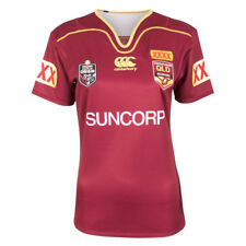 Queensland Maroons State of Origin 2017 On Field Jersey Adults & Ladies BNWT