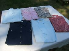New listing 6 Vintage Ship And Shore Blouses