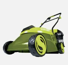 New ListingSun Joe Mj401C 28-Volt, 14-Inch Cordless Lawn Mower (Battery + Charger Included)