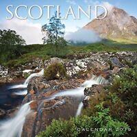 **NEW** - 2019 Scotland Calendar - Scotland 9781842046289