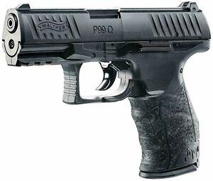 Umarex Walther PPQ - CO2 .177 Cal BB / Pellet Air Gun Pistol - 360 PFS