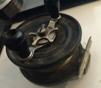 Vintage The Alpha Bakelite Fishing Reel