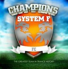 SYSTEM F - CHAMPIONS USED - VERY GOOD CD