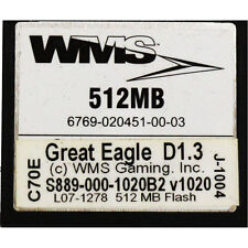 WMS BB Software Great Eagle Game Card (BB-KIT-028)
