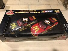 Bill Elliott 1999 Racing Champions 2 Car Diecast Set SILVER CHROME 1:24