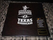 Stevie Ray Vaughan & Double Trouble Texas Hurricane 200g 33rpm Boxset Sealed