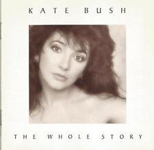 Kate Bush - The Whole Story USA CD album