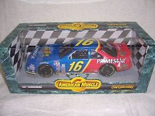 1/18 #16 TED MUSGRAVE 1997 FAMILY CHANNEL TBIRD NASCAR ERTL DIECAST CAR-MIB