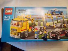 Lego Set 60060 City  Autotransporter mit Anleitungen und Box