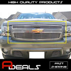 For Chevy Avalanche 07-14 Tahoesuburban 07-13 Upper Billet Grille Grill Insert