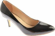 Pumps, Classics Leather Solid Special Occasion Women's Shoes