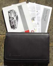 GENUINE VAUXHALL ASTRA H 2004-2010 OWNERS MANUAL HANDBOOK AUDIO CD30 WALLET