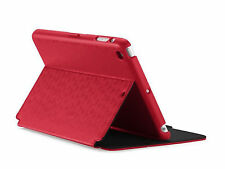 Authentic Speck SPK-A2442 iPad mini 1 2 3 Case StyleFolio Stand Shell Red