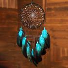 Blue Dream Catchers Handmade Boho Traditional Circular Net For Wall Hanging NEW