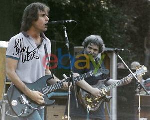 Bob Weir Signed Grateful Dead Autographed 8x10 Photo reprint