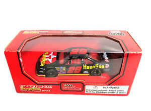 Nascar Racing Champions Texaco-Havoline Dale Jarrett #28 Stock Car Scale 1/43